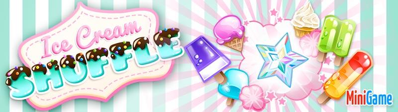 Speel Icecream Shuffle