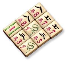 Spelregels Mahjong