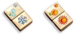 Seizoenen in Mahjong