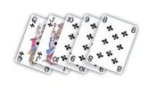 Klaver Speelkaarten combo