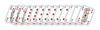 Maak combinaties met Spider Solitaire
